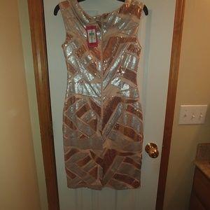 Vince Camuto mini party dress